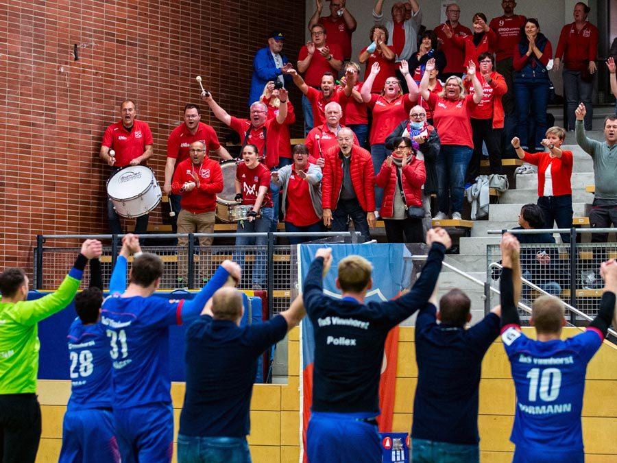 Derbytime in Vinnhorst